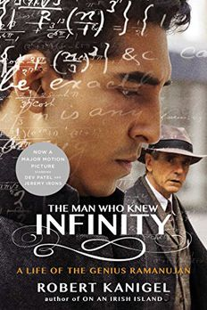 The Man Who Knew Infinity book cover