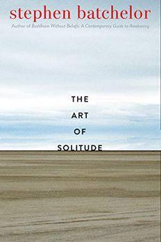 The Art of Solitude book cover