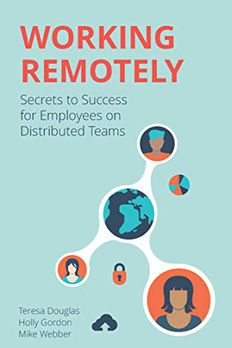 Working Remotely book cover