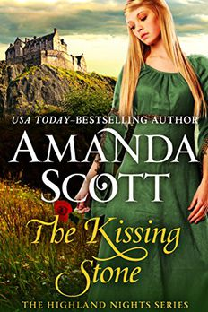 The Kissing Stone book cover