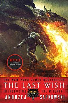 The Last Wish book cover