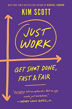 Just Work book cover
