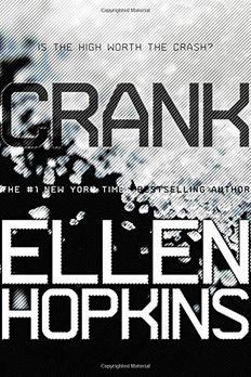 Crank book cover