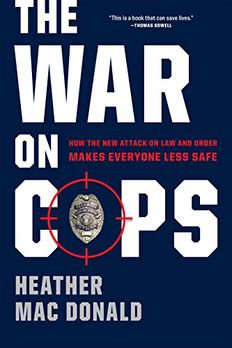 The War on Cops book cover