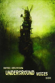 Hotel Oblivion book cover