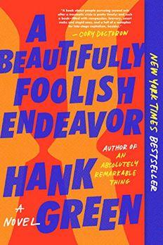 A Beautifully Foolish Endeavor book cover
