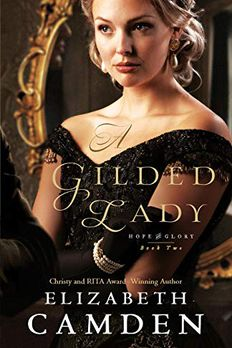 Gilded Lady book cover