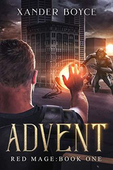Advent book cover