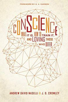 Conscience book cover