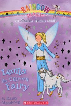 Leona the Unicorn Fairy book cover