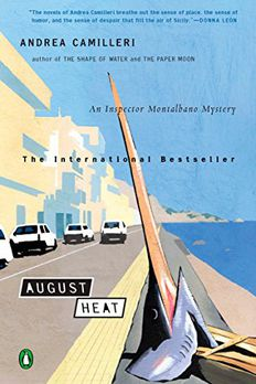 August Heat book cover