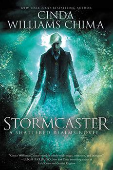 Stormcaster book cover