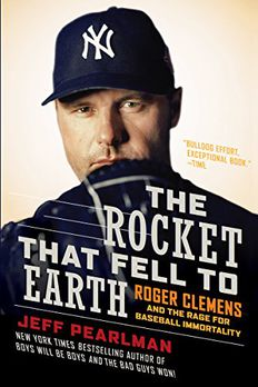 The Rocket That Fell to Earth book cover