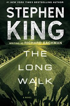 The Long Walk book cover