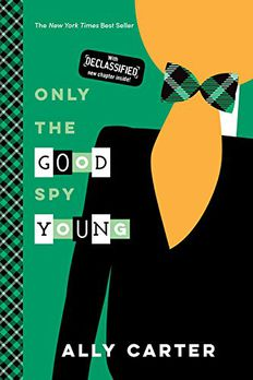 Only the Good Spy Young book cover