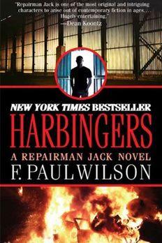 Harbingers book cover
