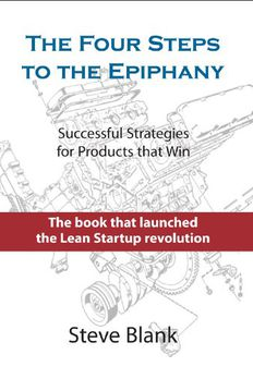 The Four Steps to the Epiphany book cover