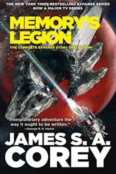 Memory's Legion book cover