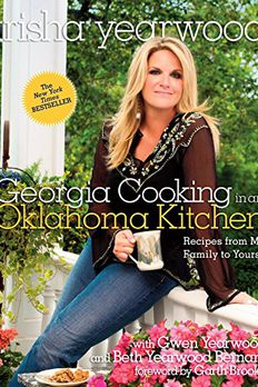 Georgia Cooking in an Oklahoma Kitchen book cover
