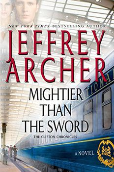 Mightier Than the Sword book cover