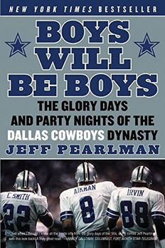 Boys Will Be Boys book cover