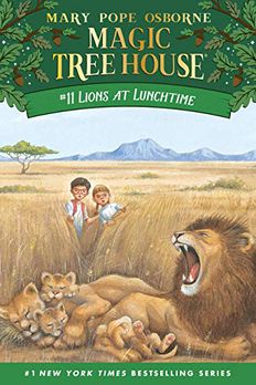 Lions at Lunchtime book cover