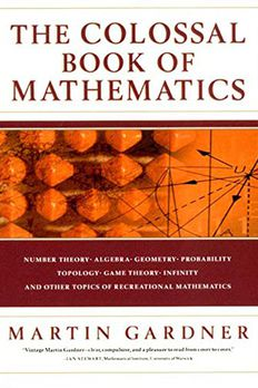 The Colossal Book of Mathematics book cover