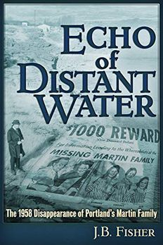 Echo of Distant Water book cover