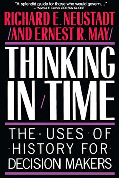 Thinking in Time book cover
