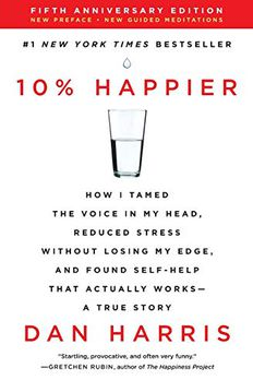 10% Happier Revised Edition book cover