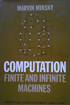 Computation book cover