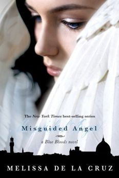 Misguided Angel book cover