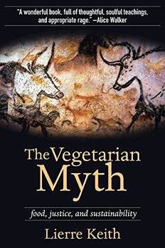 The Vegetarian Myth book cover
