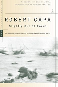 Slightly Out of Focus book cover