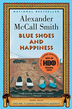 Blue Shoes and Happiness book cover