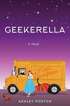 Geekerella book cover