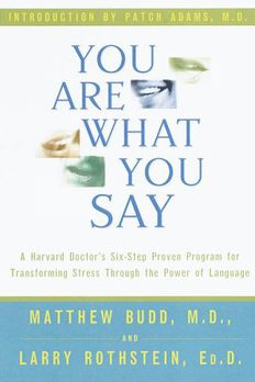 You Are What You Say  book cover