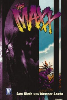 The Maxx, Vol. 1 book cover