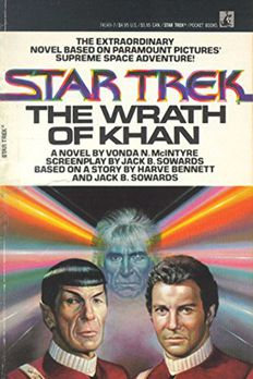 The Wrath of Khan book cover