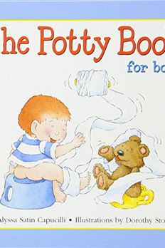 The Potty Book book cover