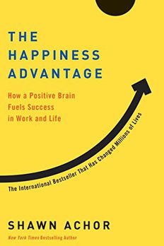 The Happiness Advantage book cover