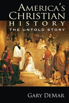 America's Christian History book cover