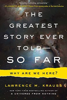 The Greatest Story Ever Told--So Far book cover