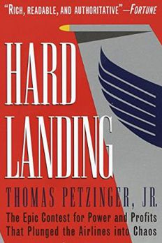 Hard Landing book cover
