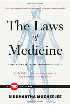 The Laws of Medicine book cover