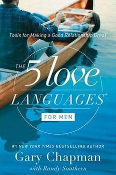 The 5 Love Languages for Men book cover
