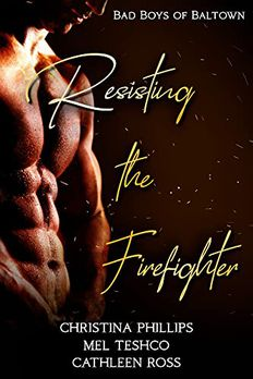 Resisting the Firefighter book cover