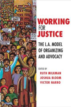 Working for Justice book cover