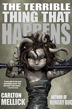 The Terrible Thing That Happens book cover