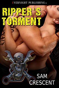Ripper's Torment book cover